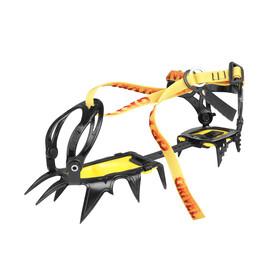 Grivel G12 NC - Crampons - jaune/gris